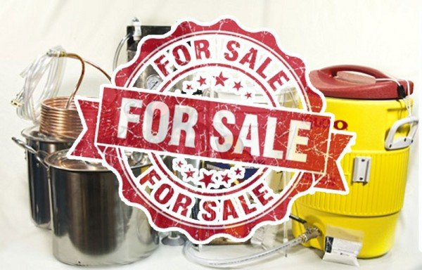 Brewing Equipment for Sale
